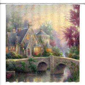 Other - Mystical Castle Shower Curtain